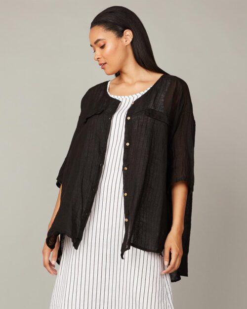 pistache-clothing-breezy-loose-blouse-black-dianes-lingerie-vancouver-1080x1080