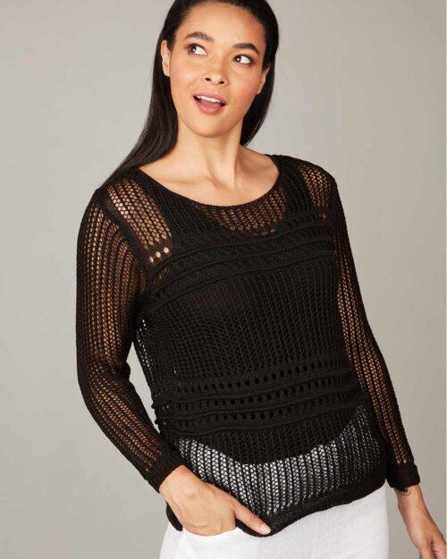 pistache-clothing-summer-crochet-sweater-black-dianes-lingerie-vancouver-1080x1080
