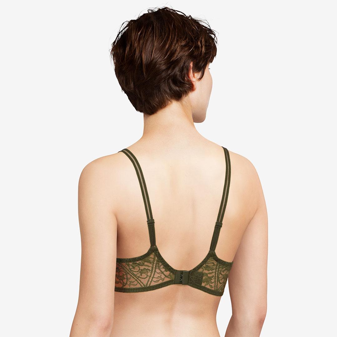 chantelle-alto-plunge-tshirt-bra-khaki-12L2-back-dianes-lingerie-vancouver-1080x1080