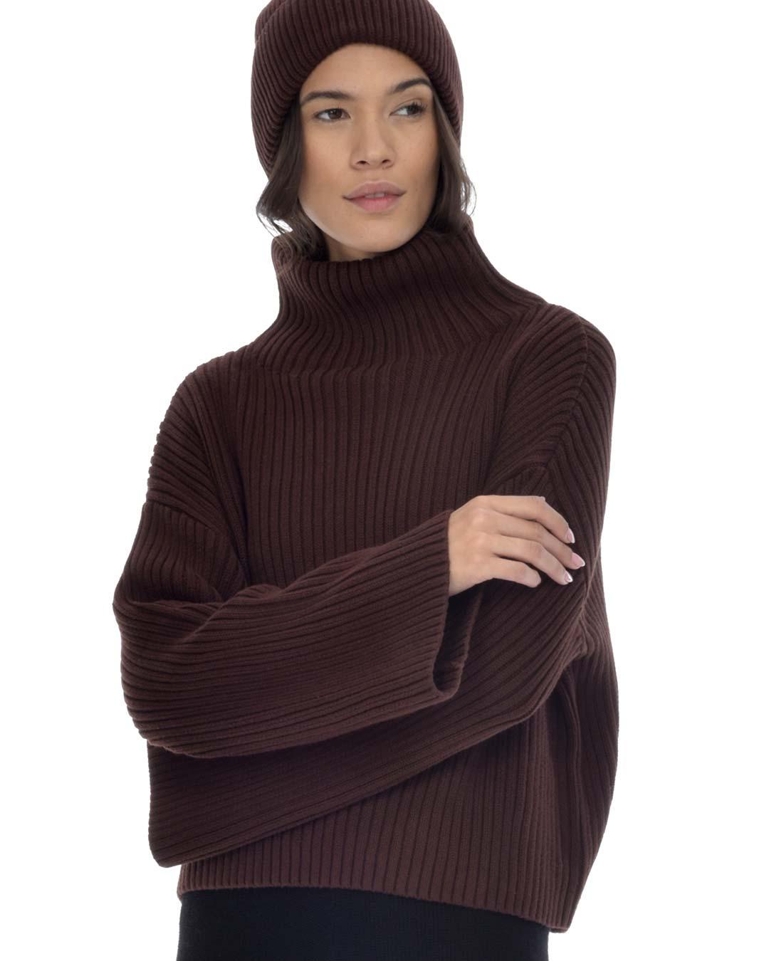 paper-label-hunter-sweater-espresso-front-dianes-lingerie-vancouver-1080x1350