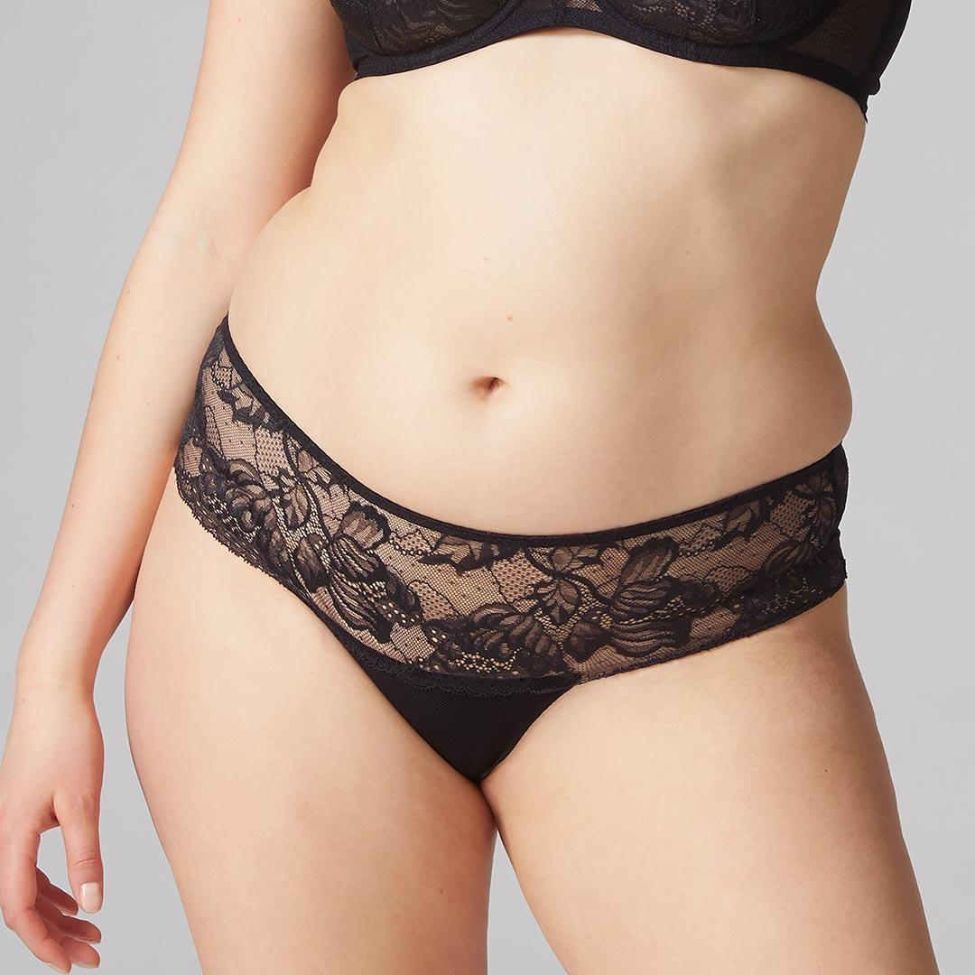 simone-perele-promesse-shorty-blk-630-front-dianes-lingerie-vancouver-1080x1080