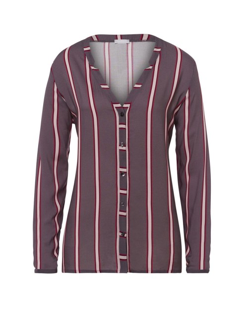 hanro-sleep-lounge-woven-ls-shirt-sleek-stripe-ps-dianes-lingerie-vancouver-1080x1350